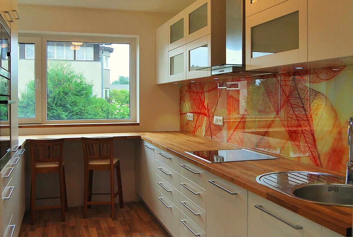 Väike köök: kuidas majandada ruumisäästlikult