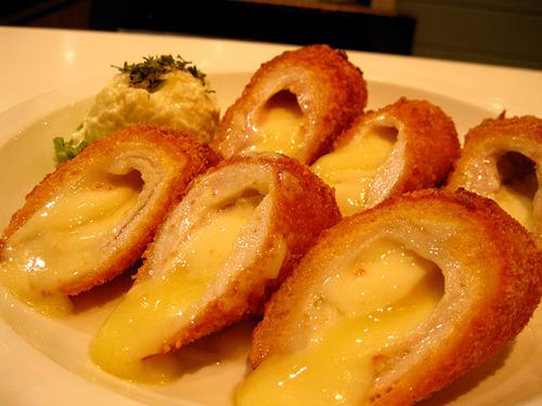 Mahlane kanarullid juustuga