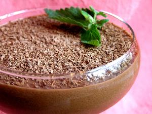 Mannapuder kakaoga