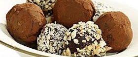 Šokolaaditrühvlid